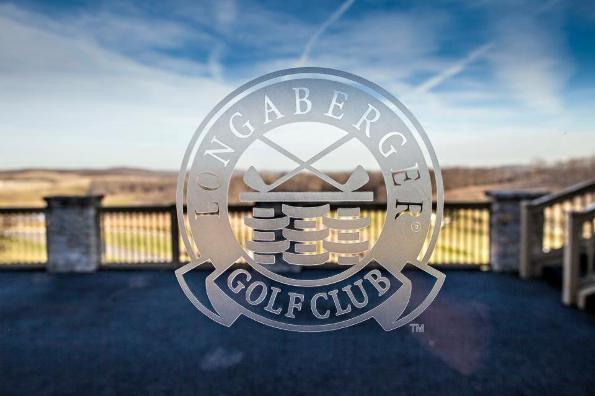 Longaberger Golf Club Logo