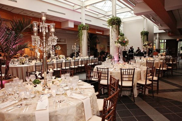 Franklin Park Conservatory Wedding Showcase 2016 2