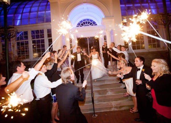 Franklin Park Conservatory Wedding Showcase 2016
