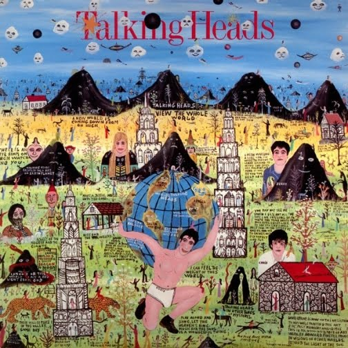 DJ David - Little Creatures by Talking Heads