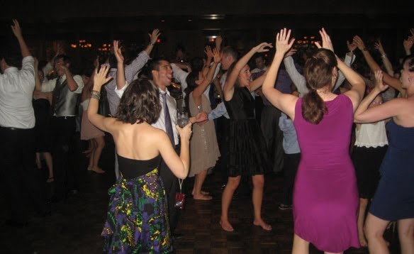 A Featured Columbus Wedding Video Dance Party Nicole And Jeff Married