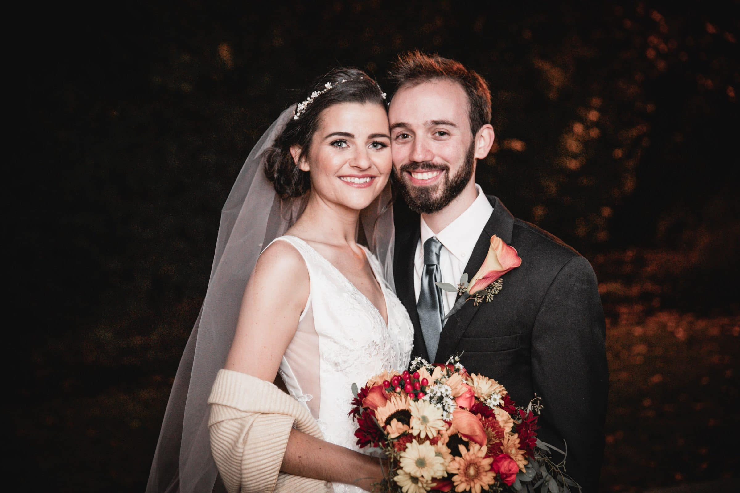 Columbus Wedding reception