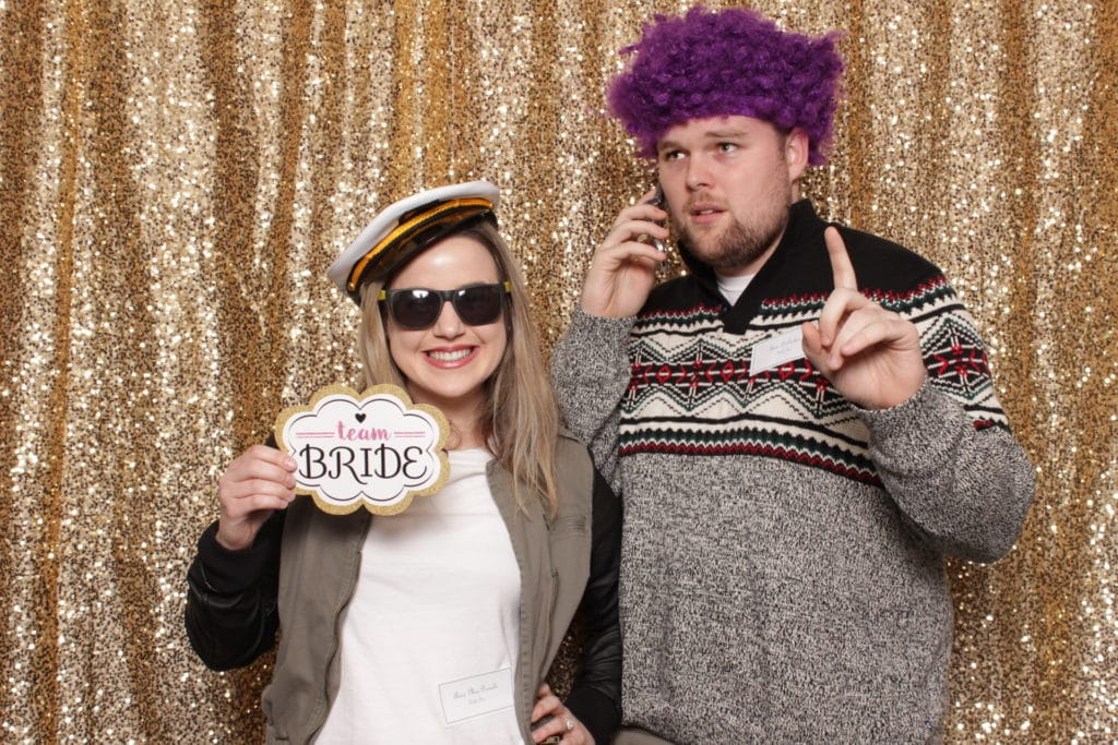 Fizzy Cat Photo Booth at Wedgewood Golf and Country Club Powell Ohio