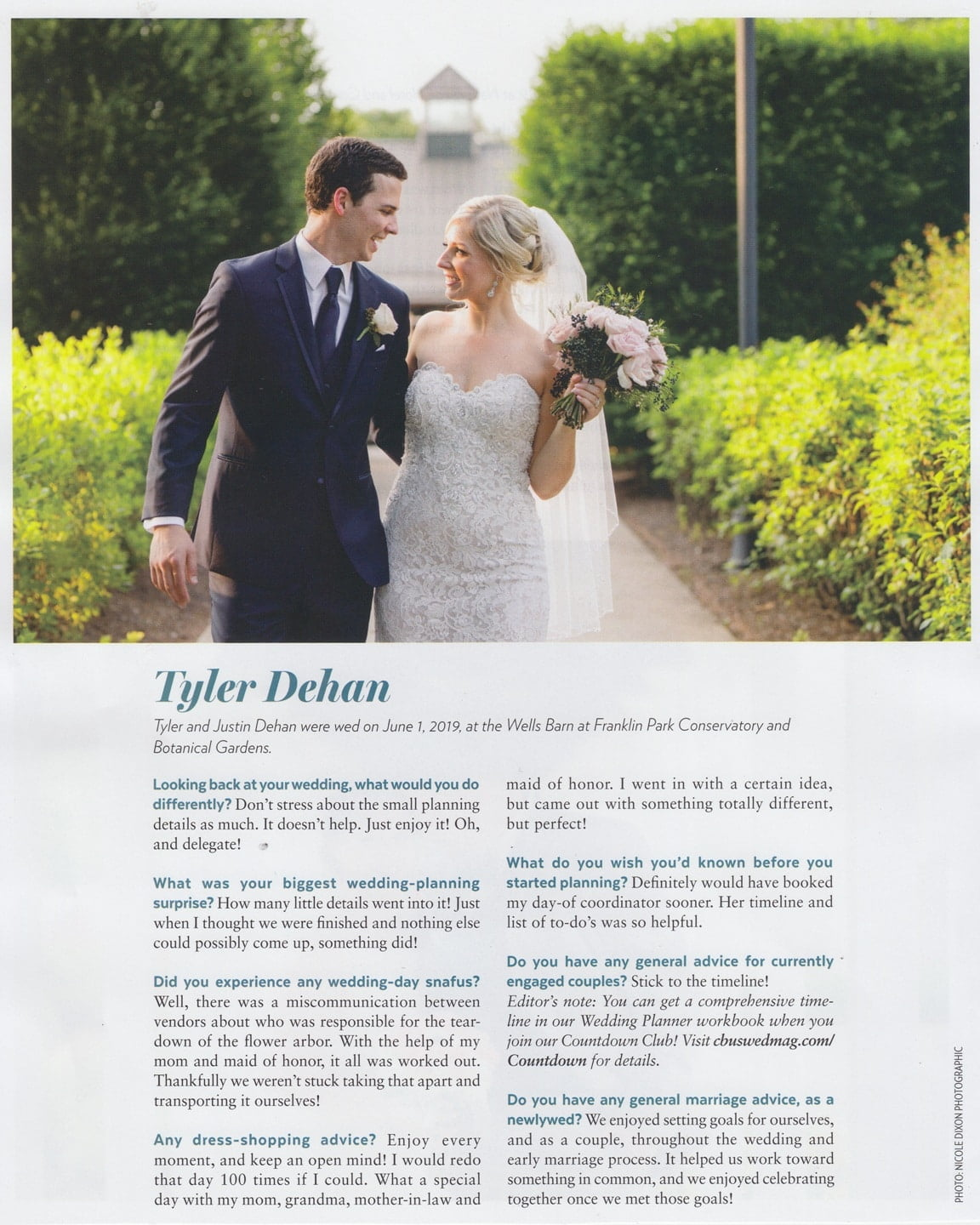 Columbus Weddings Magazine