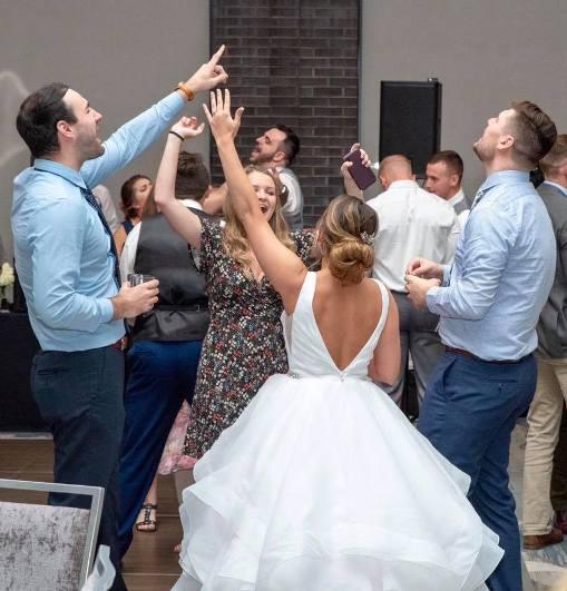 Brooke + Troy's FUN Columbus Wedding