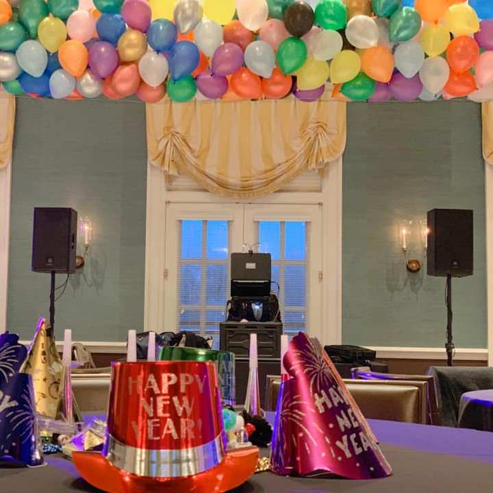 Night Music Dj at New Albany Country Club